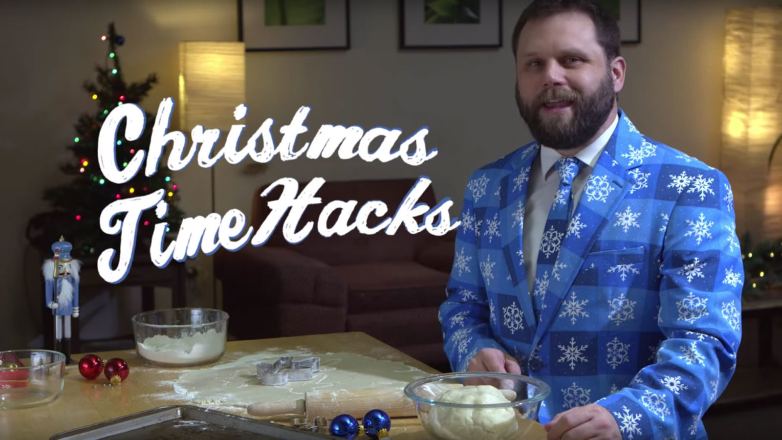 Christmas Time Hacks