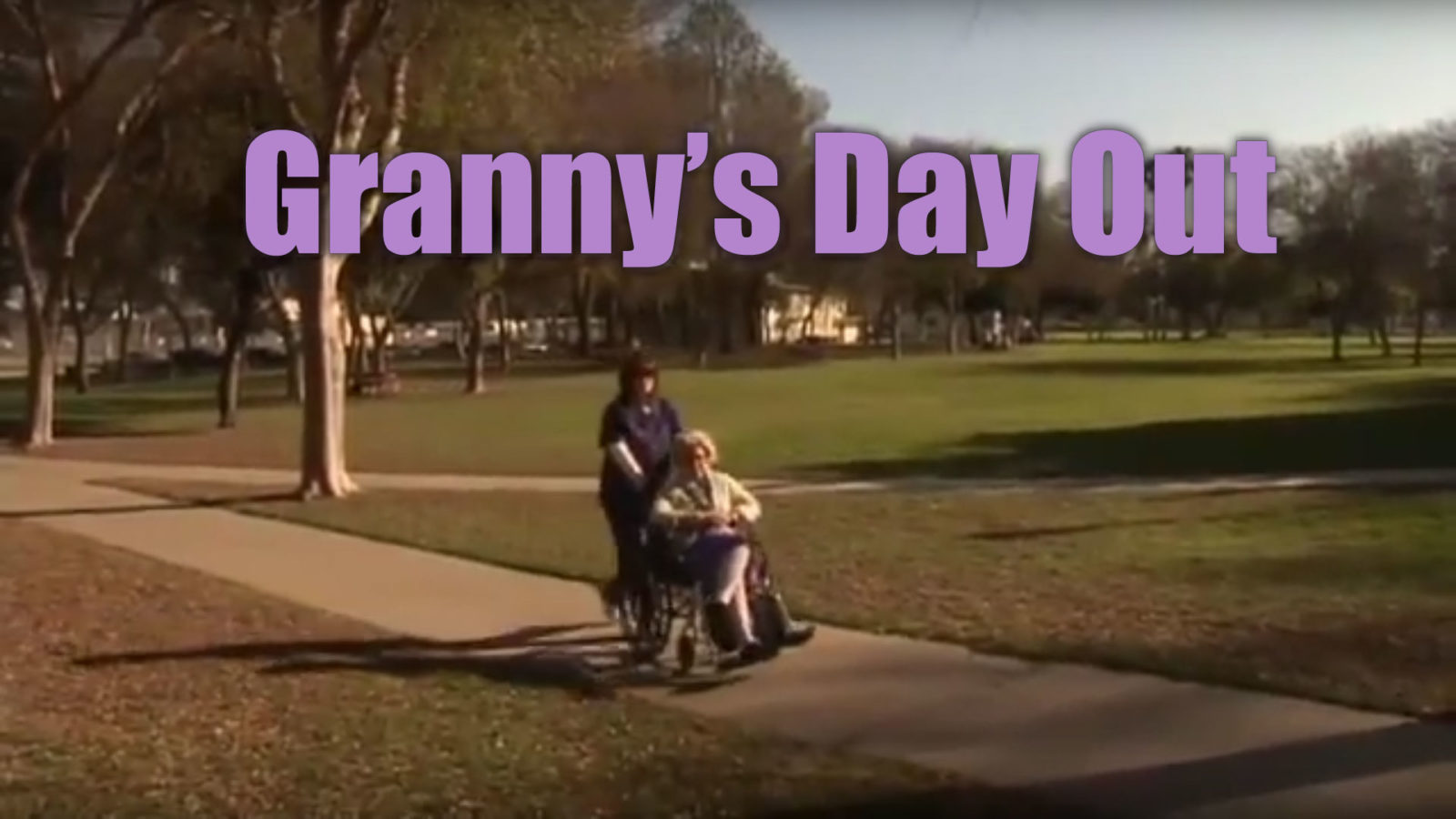 Granny's Day Out