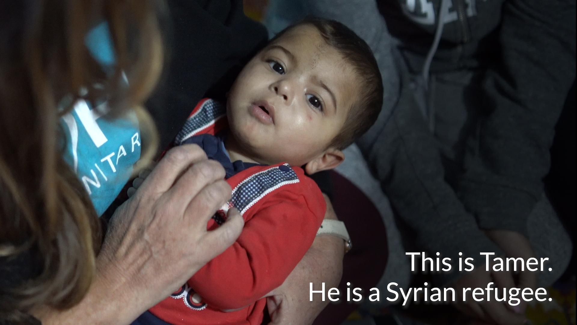 Hope Humanitarian - a Baby Named Tamer
