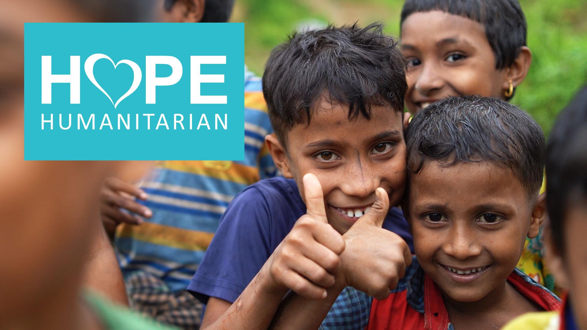 Hope Humanitarian - Bangladesh Expedition - October 2018