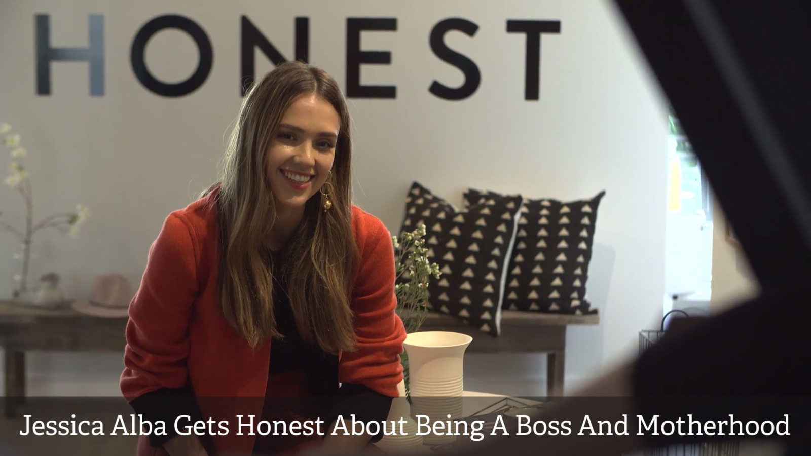 Jessica Alba Gets Honest About Being A Boss And Motherhood