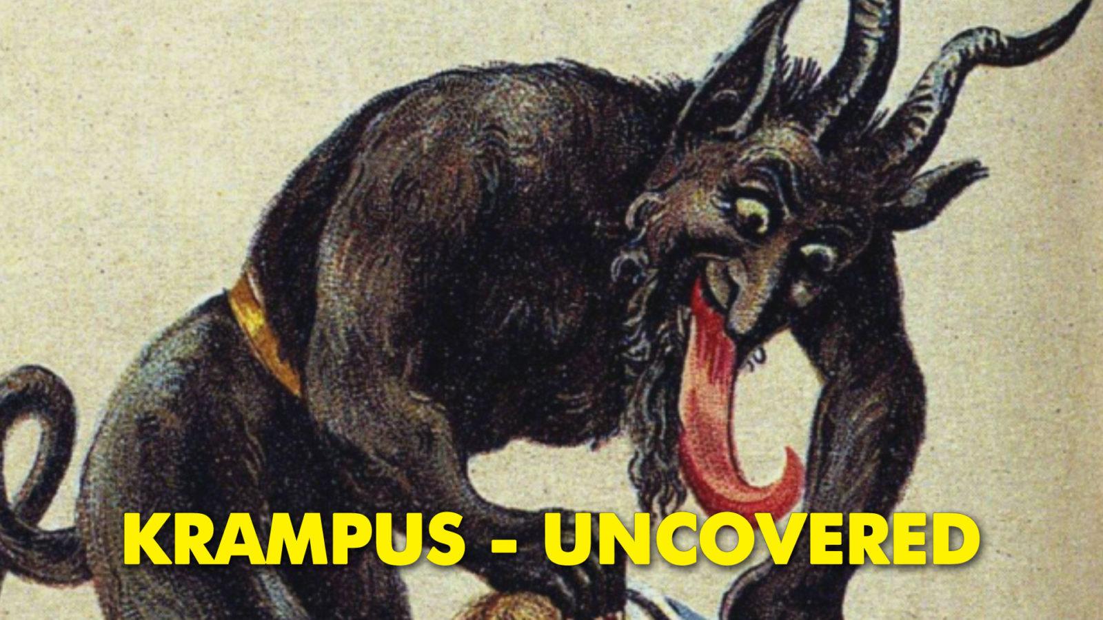 Krampus Uncovered