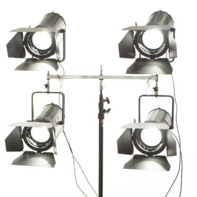 Intellytech F-165 LED Fresnel