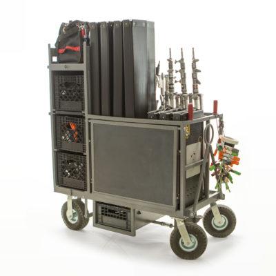 Professional Studio Carts