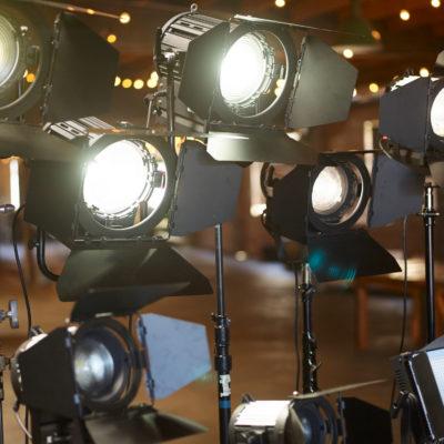 Topfotos LED Fresnels