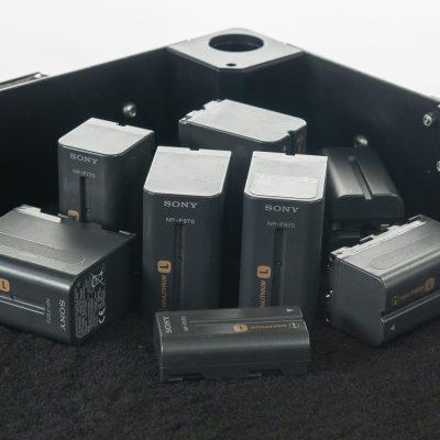 Sony L-series Batteries