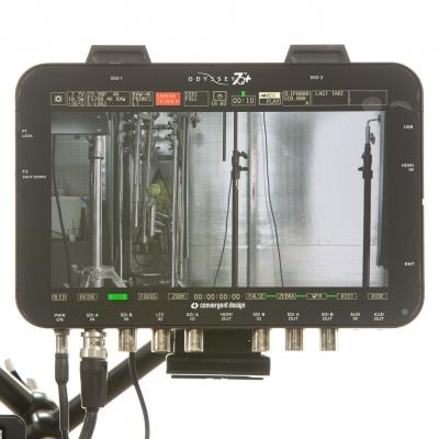 Convergent Design Odyssey 7Q+ Recording Monitor