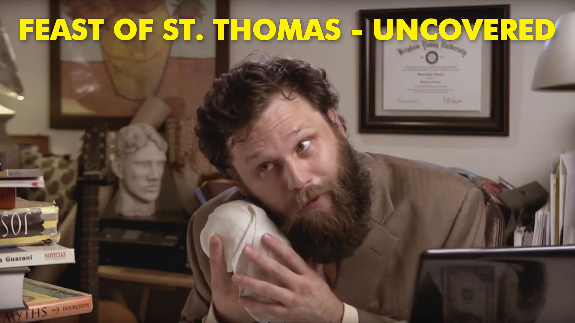 Feast of St. Thomas Uncovered