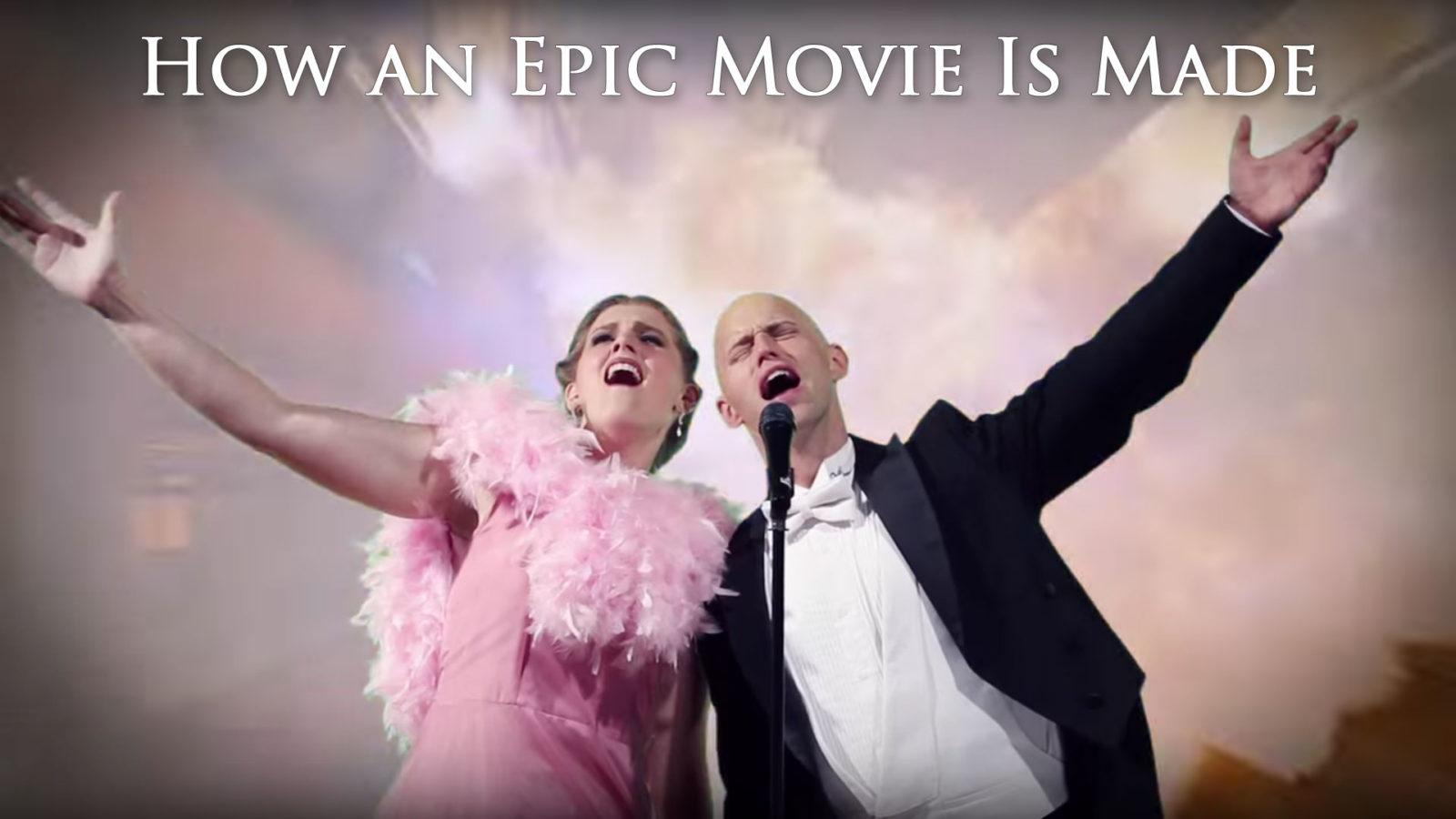 How an Epic Movie Is Made