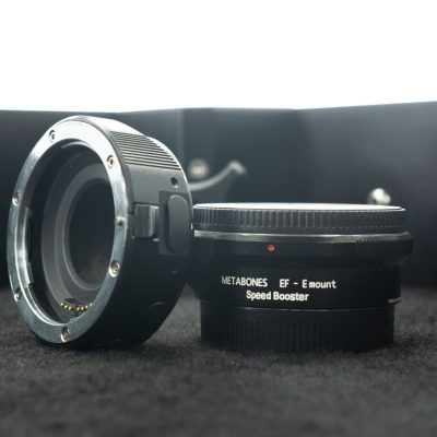 Metabones E to EF adapters
